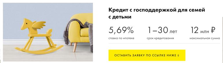 Оформить ипотеку с господдержкой Райффайзен Банк